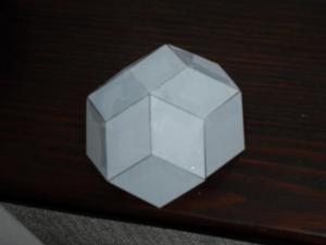 Decagonal dome