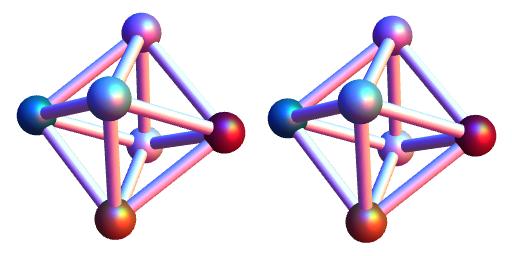 two-octahedra